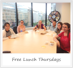 Free Lunch Thursdays